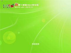 萝卜家园 Win10 x64企业版 v2019.03