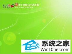 萝卜家园 Win10 x64(1809专业版)v2019.06